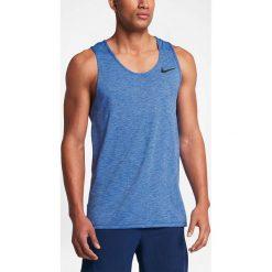 Nike Koszulka męska BRT Tank HPR DRY niebieska r. L (832825 487). Niebieskie koszulki sportowe męskie Nike, l. Za 92,74 zł.