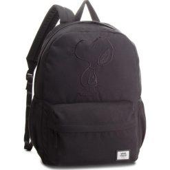 Plecak VANS - Peanuts Tonal Rea VN0A3D8RBLK  Black. Czarne plecaki damskie Vans, z materiału. W wyprzedaży za 159,00 zł.