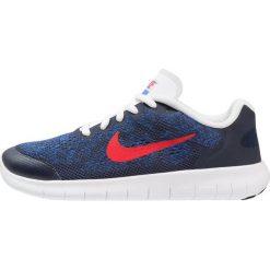 Nike Performance FREE RUN 2 Obuwie do biegania neutralne obsidian/university red/racer blue/photo blue. Czarne buty do biegania damskie marki Nike Performance, z materiału. W wyprzedaży za 288,15 zł.