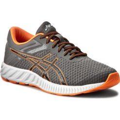 Buty sportowe męskie: Buty ASICS – FuzeX Lyte 2 T719N Carbon/Black/Hot Orange 9790