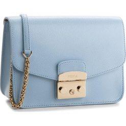 Torebka FURLA - Metropolis 967825 B BNF8 ARE Fiordaliso e. Niebieskie torebki klasyczne damskie Furla, ze skóry. W wyprzedaży za 1079,00 zł.