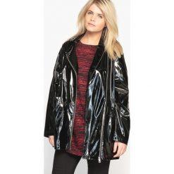 Płaszcze damskie pastelowe: Płaszcz przeciwdeszczowy z kapturem