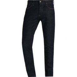 Mavi JAMES Jeans Skinny Fit rinse ultra move. Niebieskie rurki męskie Mavi. W wyprzedaży za 293,55 zł.