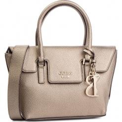 Torebka GUESS - HWSG71 72050 PEWTER. Żółte torebki klasyczne damskie Guess, z aplikacjami, ze skóry ekologicznej. Za 559,00 zł.