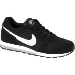 Buciki niemowlęce: Nike Buty dziecięce Md Runner 2 Gs czarne r. 38 (807316-001)