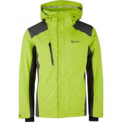 """Kurtka narciarska """"Sere"""" w kolorze zielonym. Zielone kurtki męskie marki Halti, Fischer, Raiski, m, z materiału, narciarskie. W wyprzedaży za 869,95 zł."""