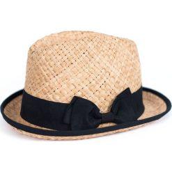 Kapelusz damski Prostota brązowo czarny. Brązowe kapelusze damskie Art of Polo. Za 42,47 zł.