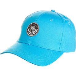 """Czapka """"Korini"""" w kolorze błękitnym. Niebieskie czapki męskie Brunotti, z haftami, z bawełny. W wyprzedaży za 39,95 zł."""