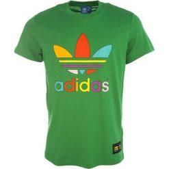 Adidas Originals Koszulka męska Pharrell Williams Supercolor Trefoil Tee zielona r. L (AC5938). Zielone koszulki sportowe męskie marki adidas Originals, l. Za 100,82 zł.