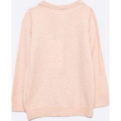 Name it - Kardigan dziecięcy Dinoma 92-128 cm. Szare swetry dziewczęce Name it, z bawełny. W wyprzedaży za 59,90 zł.