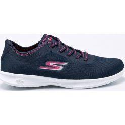 Skechers - Buty. Niebieskie buty sportowe damskie marki Skechers. W wyprzedaży za 199,90 zł.