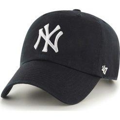 Czapki z daszkiem męskie: 47brand - Czapka New York Yankees Clean Up