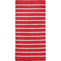"""Kąpielówki męskie: Ręcznik kąpielowy """"Menton"""" w kolorze czerwonym"""