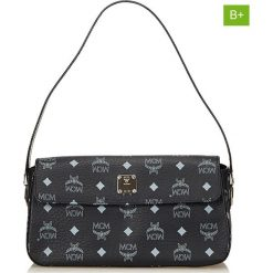 Torebki klasyczne damskie: Skórzana torebka w kolorze czarnym – 15 x 15 x 11 cm