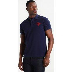 Koszulki polo: U.S. Polo Assn. COLLAR Koszulka polo navy