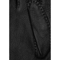 Roeckl KLASSIK KASCHMIR Rękawiczki pięciopalcowe black. Brązowe rękawiczki damskie marki Roeckl. W wyprzedaży za 424,15 zł.