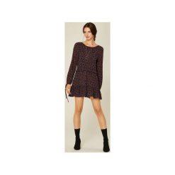 Sukienki boho: Sukienka Camila granatowy