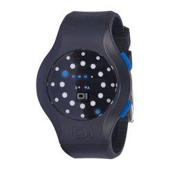 """Zegarki męskie: Zegarek """"MK201B1"""" w kolorze niebiesko-czarnym"""