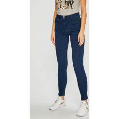 Only - Jeansy. Niebieskie jeansy damskie relaxed fit ONLY, z bawełny. Za 119,90 zł.