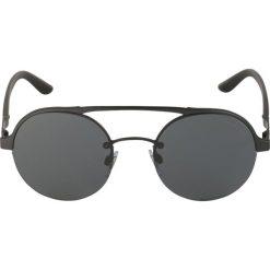 Giorgio Armani Okulary przeciwsłoneczne black. Czarne okulary przeciwsłoneczne damskie wayfarery Giorgio Armani. Za 869,00 zł.