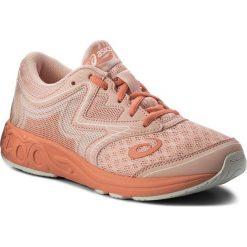 Buty ASICS - Noosa Gs C711N Seashell Pink/Begonia Pink/White 1706. Czerwone buty do biegania damskie Asics, z materiału. W wyprzedaży za 199,00 zł.