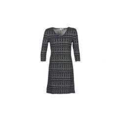 Sukienki krótkie Cream  MIRA DRESS. Czarne sukienki hiszpanki Cream, s, z krótkim rękawem, mini. Za 216,30 zł.