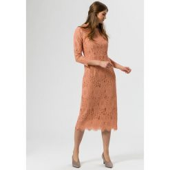 Długie sukienki: IVY & OAK Długa sukienka vintage rose