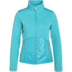 Luhta AILI Kurtka z polaru turquoise. Niebieskie kurtki damskie Luhta, xl, z materiału. Za 269,00 zł.