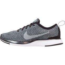 Trampki dziewczęce: Nike Sportswear DUALTONE RACER SE (PS) Tenisówki i Trampki black/anthracite/cool grey/white