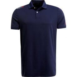Polo Ralph Lauren Golf AIRFLOW Koszulka sportowa french navy. Niebieskie koszulki polo marki Polo Ralph Lauren Golf, m, z elastanu. W wyprzedaży za 359,10 zł.
