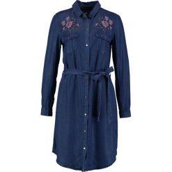 Sukienki hiszpanki: Cortefiel Sukienka jeansowa blue