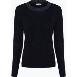 Apriori - Sweter damski z dodatkiem moheru – Coordinates, niebieski. Niebieskie swetry klasyczne damskie marki Apriori, l. Za 349,95 zł.