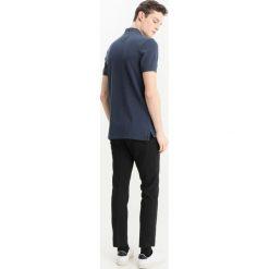 Koszulki polo: Tommy Jeans FINE GARMENT DYE  Koszulka polo dark blue
