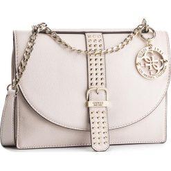 Torebka GUESS - HWVG71 69210 STONE. Szare torebki klasyczne damskie marki Guess, z aplikacjami, ze skóry ekologicznej. Za 629,00 zł.