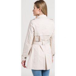 Haily's - Płaszcz. Czarne płaszcze damskie Haily's, l, w paski, z bawełny. W wyprzedaży za 89,90 zł.