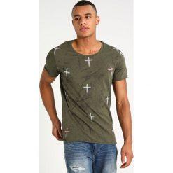 T-shirty męskie z nadrukiem: Key Largo DESTINY Tshirt z nadrukiem khaki