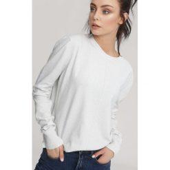 Biały Sweter Cosmos. Białe swetry klasyczne damskie other, na jesień, l. Za 59,99 zł.