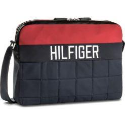 Plecaki męskie: Torba na laptopa TOMMY HILFIGER - Hilfiger Go Messenger AM0AM03227 901