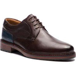 Półbuty SALAMANDER - Reginald 31-59001-04 Brown. Brązowe buty wizytowe męskie Salamander, ze skóry. Za 429,00 zł.
