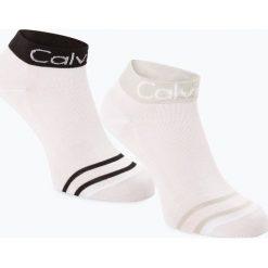 Calvin Klein - Skarpety damskie pakowane po 2 szt., czarny. Czarne skarpetki damskie Calvin Klein. Za 59,95 zł.