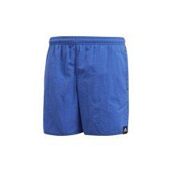Szorty i Bermudy Dziecko adidas  Szorty do pływania Solid. Niebieskie spodenki chłopięce Adidas. Za 89,95 zł.