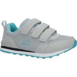 Szare buty sportowe na rzepy American 9. Szare buciki niemowlęce American, na rzepy. Za 69,99 zł.