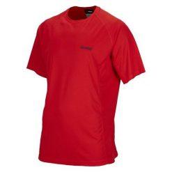 Koszulki sportowe męskie: BERG OUTDOOR Koszulka CREUS czerwona r. XL (P-10-HK4110700SS14-100-XL)