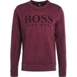 BOSS CASUAL WLAN Bluza open red. Czerwone kardigany męskie BOSS Casual, m, z bawełny. W wyprzedaży za 350,35 zł.