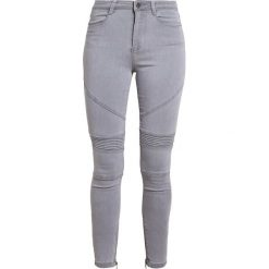 Rurki damskie: Missguided SINNER  Jeans Skinny Fit grey