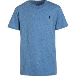 Polo Ralph Lauren Tshirt basic soft royal heather. Niebieskie t-shirty chłopięce Polo Ralph Lauren, z bawełny. Za 359,00 zł.