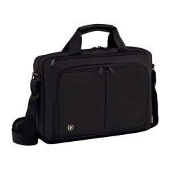 """Torba Wenger do laptopa 16"""" Czarna (601066). Czarne torby na laptopa marki Wenger. Za 262,99 zł."""