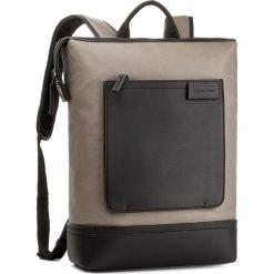 Plecak CALVIN KLEIN BLACK LABEL - Ty Backpack K50K502395 068. Czarne plecaki męskie marki Calvin Klein Black Label, z materiału. W wyprzedaży za 399,00 zł.