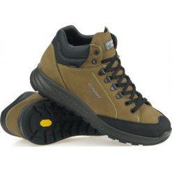 Buty trekkingowe damskie: Grisport Buty damskie Bisonte Nabuk Scarpe 2,0 beżowe r.  (14005N11G)