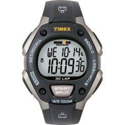 Biżuteria i zegarki męskie: Zegarek Timex Męski T5E901 IronMan Triathlon 30 Lap